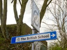Ramen British School dicht tegen slechte lucht