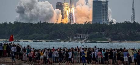 La Chine lance le premier élément de sa future station spatiale