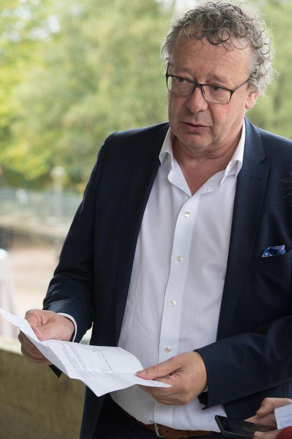 Burgemeester Johan Leysen