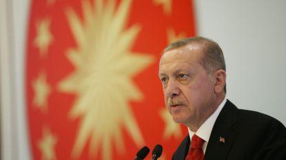 """Erdogan wijst Turkse bedrijven op verantwoordelijkheden tijdens crisis: """"Niet enkel regering moet natie levend houden"""""""