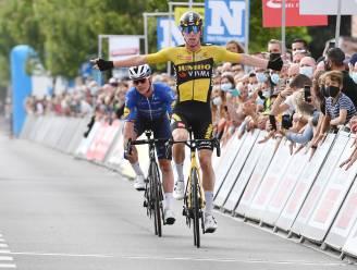 """Pascal Eenkhoorn in Heistse Pijl sneller dan Lampaert en Rickaert: """"Gesprint vanuit de beste positie"""""""