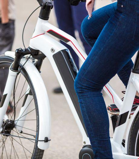 Pas op: diefstal e-bike stijgt explosief