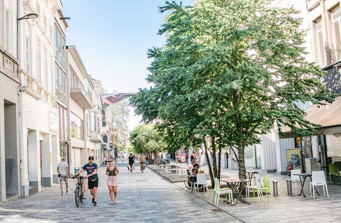 De Sint-Niklase stadsmunt wordt in januari 2022 ingevoerd. Dat geld kan alleen in Sint-Niklaas worden gespendeerd en blijft op die manier lokaal in omloop.
