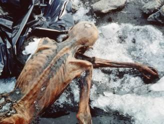 Mossen onthullen welke route Ötzi de ijsman nam toen het noodlot toesloeg
