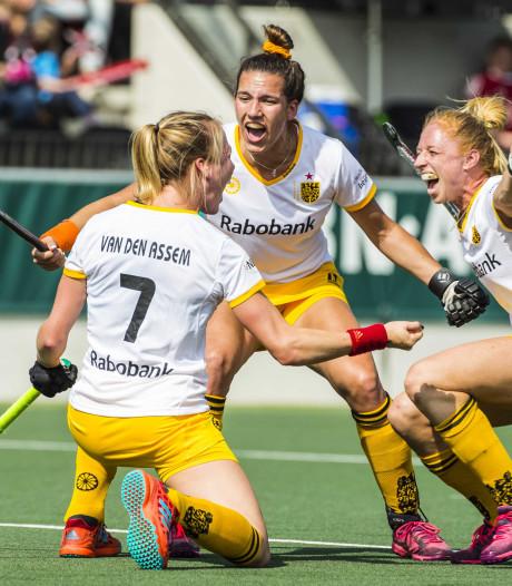 Hockeysters Den Bosch naar twintigste Europese finale op rij