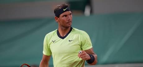 Pas de problème pour Nadal face à Gasquet