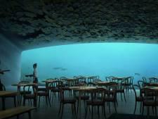 Noorwegen krijgt ruigste onderwaterrestaurant ter wereld