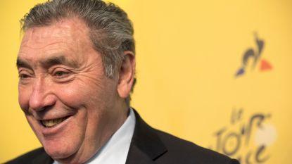 Corruptiezaak tegen Eddy Merckx verjaard