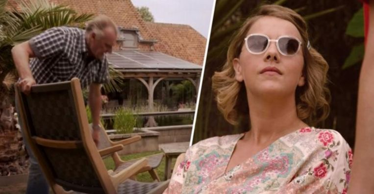 'We hadden een mooie lokatie gevonden voor La Palma in 'Thuis'', zegt producer Hans Roggen. 'Maar we hadden pech met het weer.'