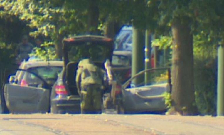 De politie kon het koppel uit Wilrijk onderscheppen in de Brusselse gemeente Sint-Pieters-Woluwe