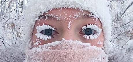 Dit is pas Siberisch koud!