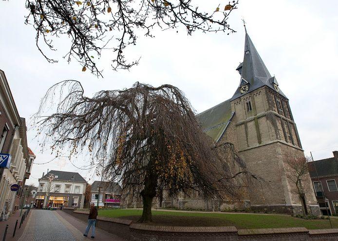 De Oude Helenakerk in Aalten.