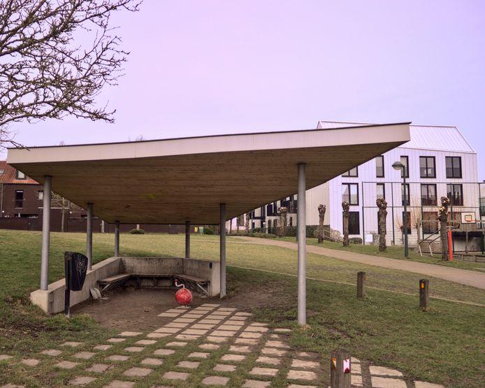 Archiefbeeld centrum Hoeilaart.