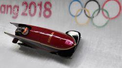 Belgian Bullets halverwege buiten de top tien, Duitsland boven in bobsleecompetitie