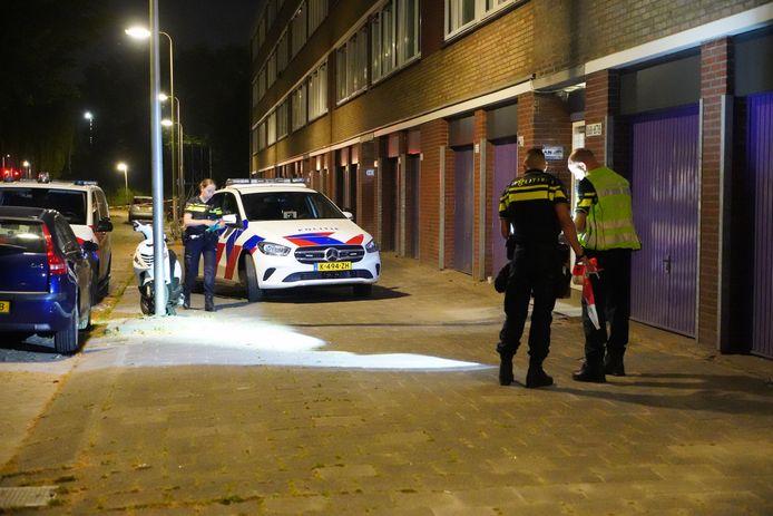 De politie doet nog onderzoek naar de schietpartij.