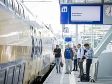 Treinverkeer tussen Ede-Wageningen en Utrecht weer op gang