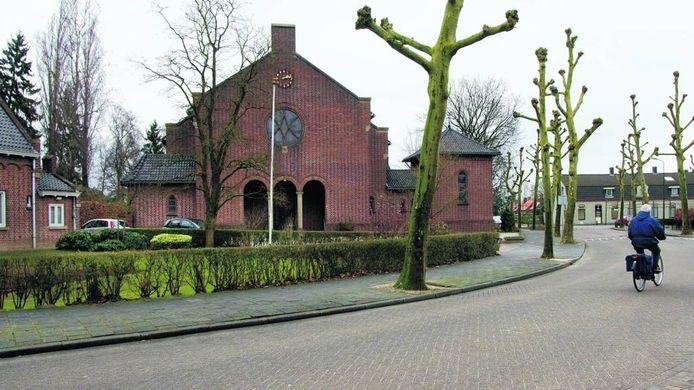 De kerk in Wijbosch sluit zondag na de mis van 10.30 uur.