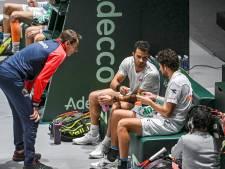 Haarhuis baalt stevig na valse start Davis Cup