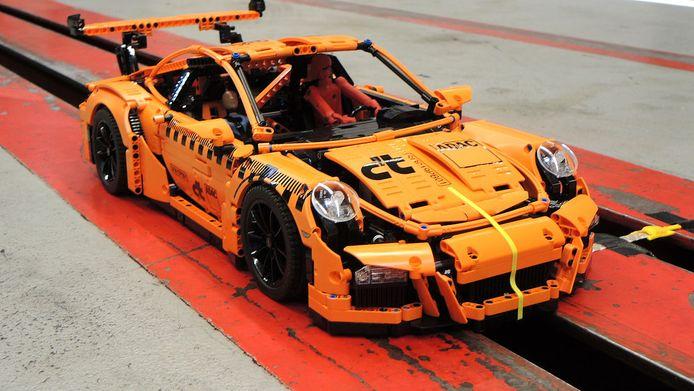 GT3 RS van Lego