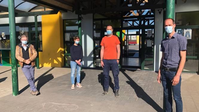 Nieuwbouw voor stedelijke basisschool De Smidse, maar eerst komen nieuwe containers