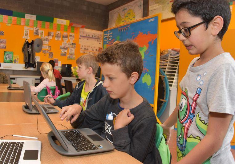Bingel is een digitaal leerplatform van uitgeverij Van In.