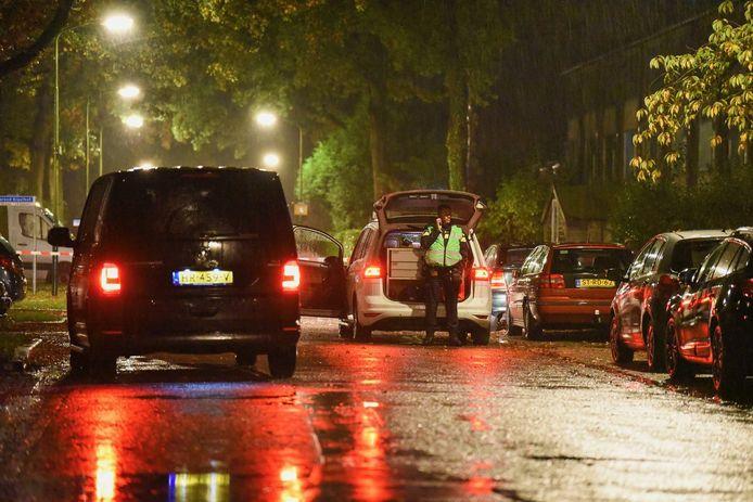 Een woning in Driebergen is beschadigd geraakt bij een explosie.