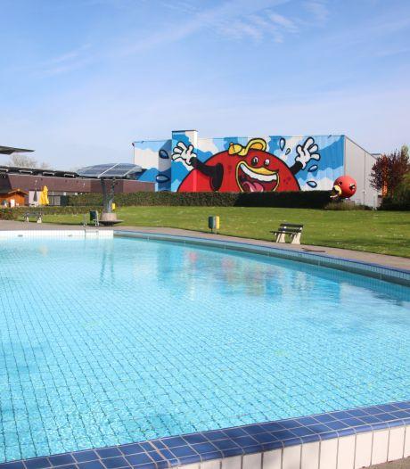 Zwembad De Vallei vanaf dinsdag voor meer groepen open