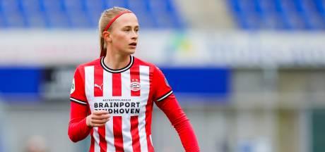 Belgisch international Julie Biesmans 2 jaar langer bij PSV