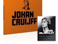 Zilveren postzegel voor Johan Cruijff