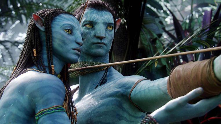 Avatar (James Cameron, 2009). Beeld