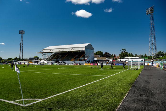 Oriel Park, thuishaven van Dundalk FC.