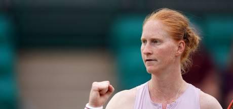 Nottingham: deux victoires et une finale pour Alison Van Uytvanck