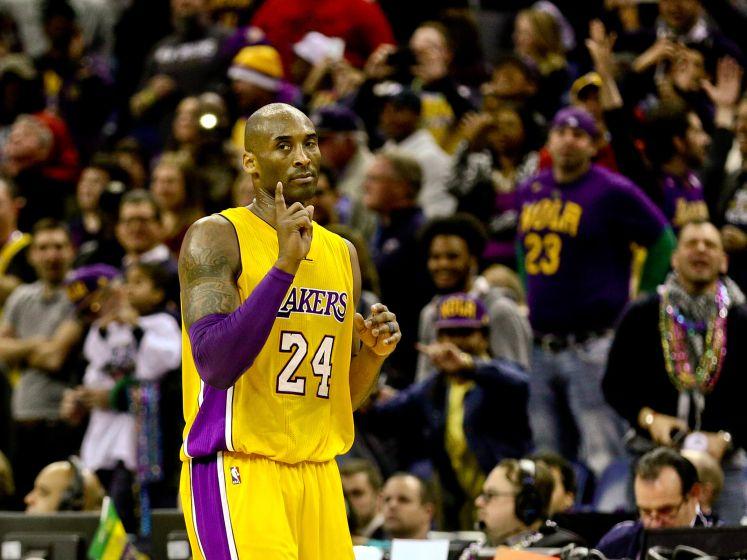VIDEO. Eén van de allergrootsten ooit: de hoogtepunten uit carrière van Kobe Bryant