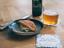 Bier blijkt meer van vis te houden dan we wisten