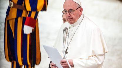 Paus Franciscus roept gelovigen op hun zonden tegenover het klimaat te erkennen