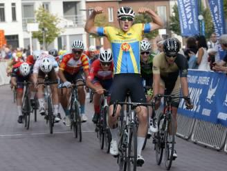 Senne Willems wint tweedaagse Keizer der Junioren, Jelle Harteel en Milan Kuypers pakken een ritzege