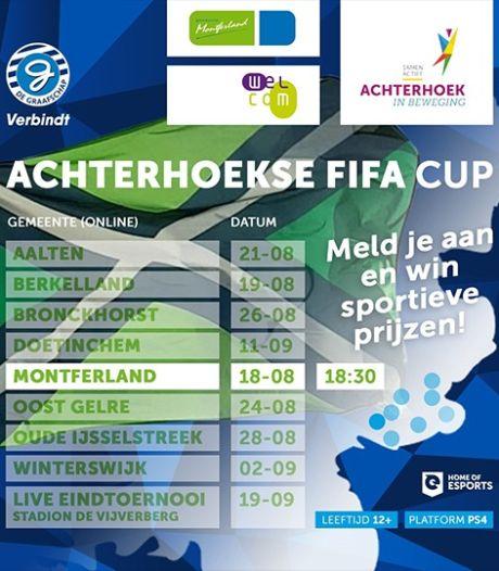 128 spelers strijden om de Achterhoekse FIFA Cup: 'Supergaaf'
