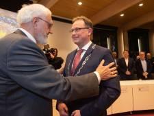 Harald Bouman geïnstalleerd als burgemeester Noordoostpolder