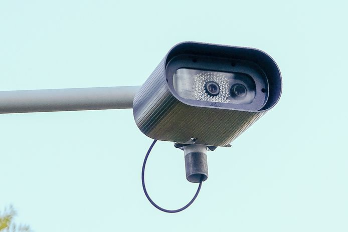 De camera's werden een tijdje geleden al geplaatst.