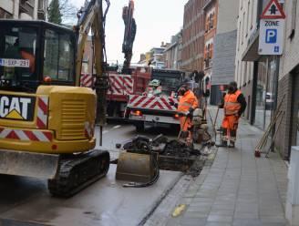 """Naamsestraat krijgt nieuwe asfaltlaag vanaf 12 april: """"De laatste vernieuwing dateert al van 2013"""""""