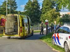 Scooterrijder gewond bij val in Heelsum