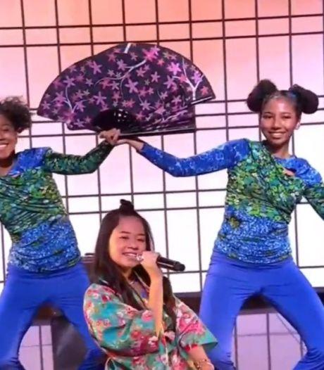 Ayana wint Junior Songfestival en gaat namens Nederland naar Parijs