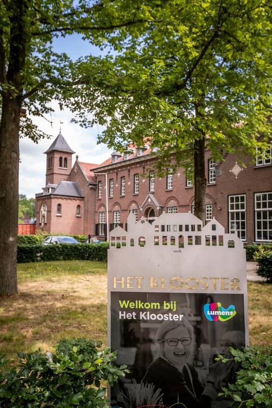 Dorpshuis Het Klooster in Waalre.