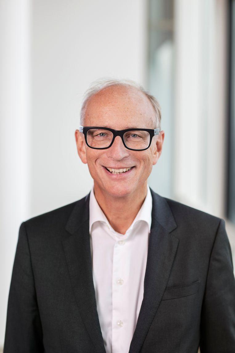 Hans Schikan: 'Zorg voor capaciteit die snel kan omschakelen naar de vaccins voor een volgende pandemie.' Beeld