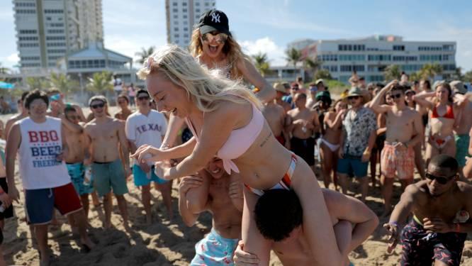 """Miami Beach waarschuwt studenten die 'spring break' al te uitbundig willen vieren: """"Ga dan naar Vegas"""""""