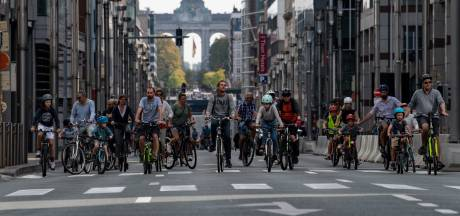 Greenpeace milite pour instaurer une journée sans voiture par mois d'avril à septembre
