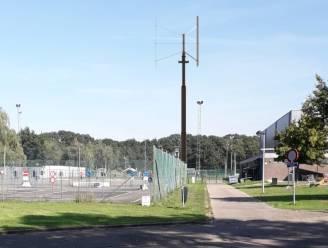 Bouw windmolen op sportterreinen Kiewit start eind september