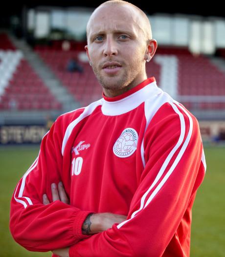 Oud-voetballer Johan Pater (38) in coma na hartaanval