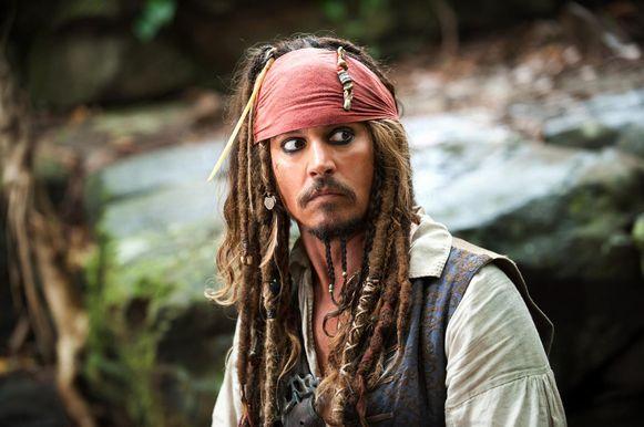 Een laatste verschijning als Captain Jack Sparrow in de geplande zesde 'Pirates'-sequel van Disney lijkt nu wel uitgesloten voor Johnny Depp.