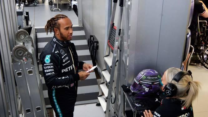 """Hamilton gefrustreerd na mislukte kwalificatie in Monaco: """"We moeten harder werken, ik zal kritisch zijn"""""""